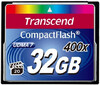 Karta Pamięci Transcend CompactFlash 32GB (400x Speed)