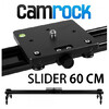 --EOL-- Camrock VSL60S Slider Video 60cm