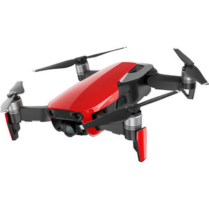 Dron DJI Mavic Air Combo Flame Red - czerwony