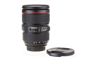 Obiektyw Canon 24-105 mm f/4.0L EF IS II USM |K21492|