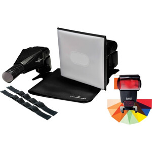 -- EOL -- Zestaw Lumiquest Location/Portrait Kit LQ-136 + Gratis