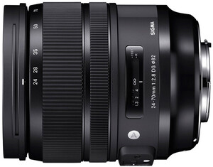 Sigma 24-70 mm f/2.8 DG OS HSM ART do Canon
