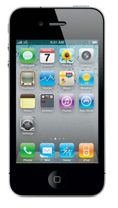 Smartfon Apple Iphone 4S 32GB czarny