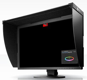 Monitor Eizo ColorEdge CG2420 + ColorNavigator + Kaptur