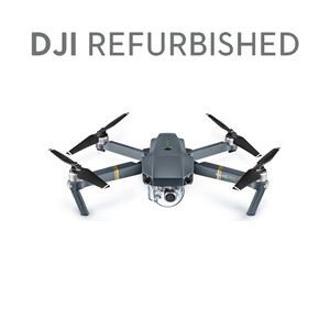 DJI Dron Mavic Pro Refurbished