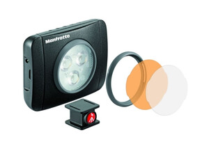 Lampa LED Manfrotto Lumie PLAY + 2 filtry