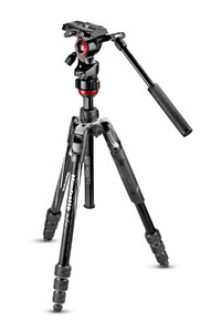Statyw video Manfrotto Befree Live Twist czarny MVKBFRT-LIVE