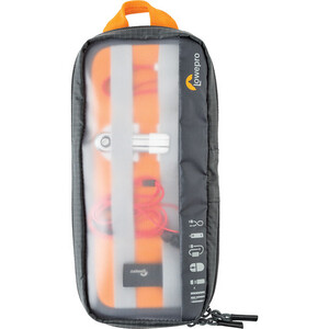 Organizer na kable Lowepro GEARUP Pouch medium Dark Grey