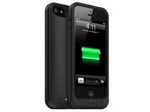 Mophie Juice Pack Air obudowa z baterią do iPhone 5 czarny