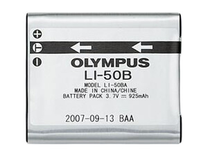 Akumulator Olympus LI-50B do µ1010 1020 1030SW
