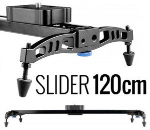 Camrock VSL120R Slider Video 120cm