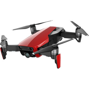 Dron DJI Mavic Air Flame Red - czerwony