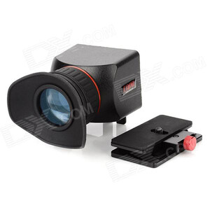 CAPA Universal 2.5X SLR LCD Viewfinder for 3.0""