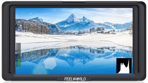 "Monitor podglądowy Feelworld F5 5"" FULL HD 4K"