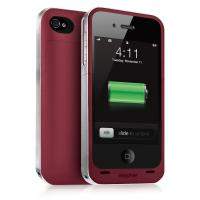 Mophie Juice Pack AIR etui bateria iPhone 4 4G 4S czerwony