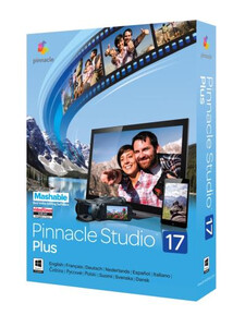Pinnacle Studio 17 Plus PL