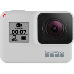 Kamera Sportowa GoPro HERO7 Black Limited Edition Dusk White CHDHX-702