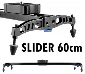 Camrock VSL60R Slider Video 60cm